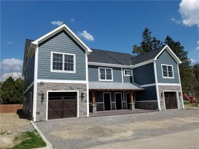 Ellicottville Condo/Townhouse For Sale: 3 Glen Burn Trail