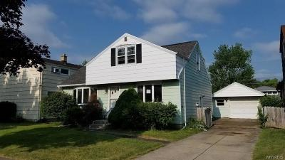 Erie County Single Family Home For Sale: 90 N Ellwood Avenue