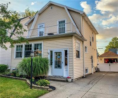 Erie County Single Family Home For Sale: 117 Hoover Avenue