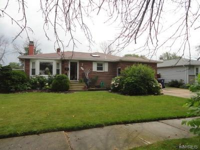 Niagara Falls Single Family Home For Sale: 1493 100 Street