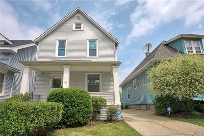 Single Family Home For Sale: 131 Tremaine Avenue