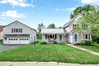 Akron Single Family Home Active Under Contract: 209 East Avenue