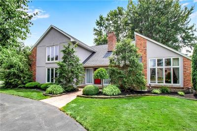 Amherst NY Single Family Home For Sale: $385,000