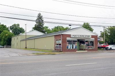 Commercial For Sale: 228 W Main Street