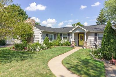 Williamsville Single Family Home For Sale: 274 Hirschfield Drive