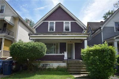 Buffalo Single Family Home For Sale: 19 Hurlock Avenue