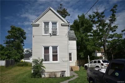 Buffalo Single Family Home For Sale: 259 E Pine Street