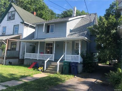 Niagara Falls Single Family Home For Sale: 1819 Weston Avenue