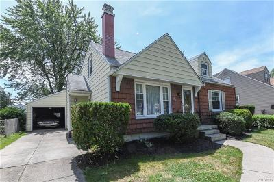 Single Family Home For Sale: 156 Calvin Court