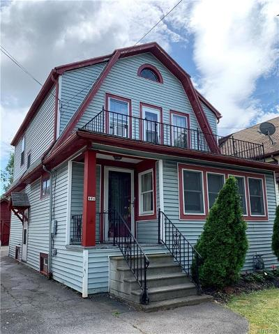 Buffalo Single Family Home For Sale: 461 Winspear Ave