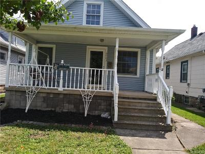 Niagara Falls Single Family Home For Sale: 2483 Michigan Avenue