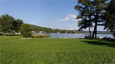 Allegany County, Cattaraugus County Residential Lots & Land For Sale: 282 West Shore Road