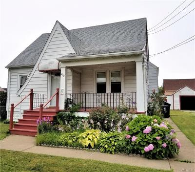 Lackawanna Single Family Home For Sale: 218 Warsaw Street