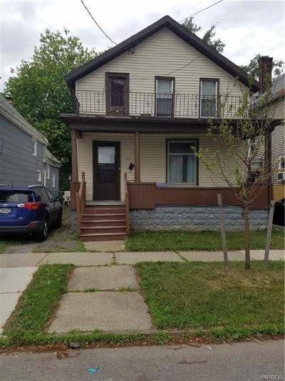 Buffalo Single Family Home For Sale: 142 East Street