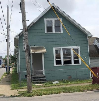 Buffalo Single Family Home For Sale: 884 E Eagle Street