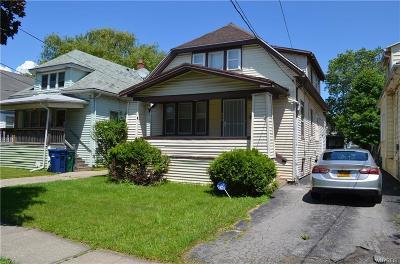 Buffalo Single Family Home For Sale: 101 Poultney Avenue