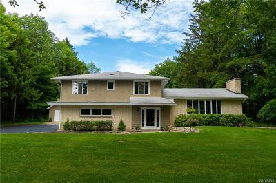 Orchard Park Single Family Home Pending: 6285 Scherff Road