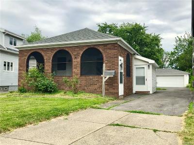 Buffalo Single Family Home For Sale: 946 Abbott Road