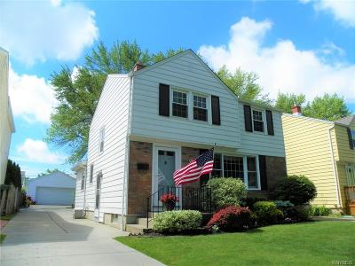 Single Family Home For Sale: 343 Athens Boulevard