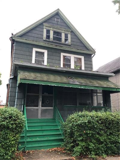 Buffalo Single Family Home For Sale: 97 Pershing Avenue