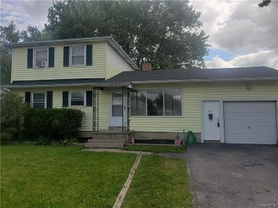 Single Family Home For Sale: 91 Frederick Road