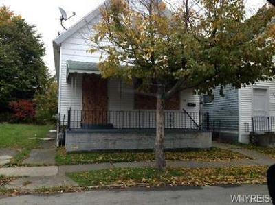 Buffalo Single Family Home For Sale: 95 Gibson Street