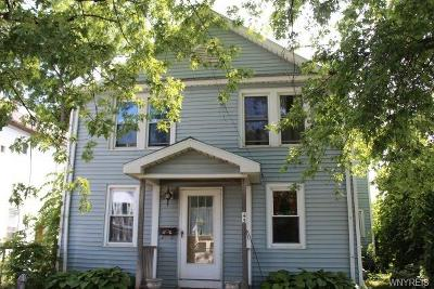 Genesee County Single Family Home For Auction: 43 S Pearl Street