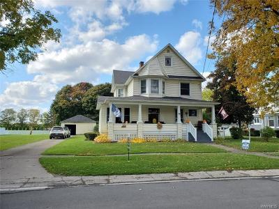 Yates Single Family Home For Sale: 94 S Main Street