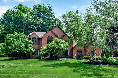 Clarence Single Family Home For Sale: 8348 Black Walnut Drive