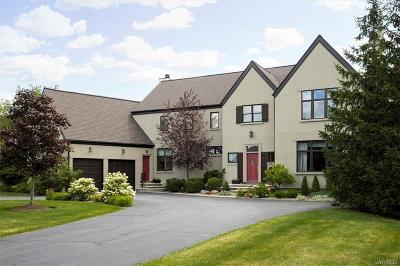 Erie County Single Family Home For Sale: 8240 Oakway Lane