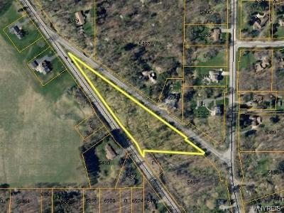 Orchard Park Residential Lots & Land For Sale: V/L Ellicott Road