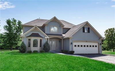 Single Family Home For Sale: 851 Lakeside Drive