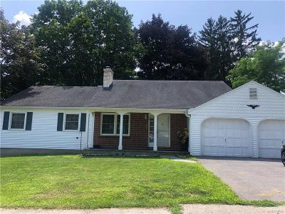 Genesee County Single Family Home For Sale: 3374 Church Street