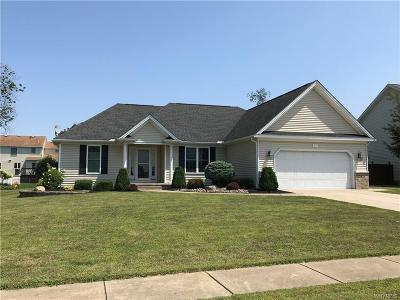 Cheektowaga Single Family Home For Sale: 27 Topaz Drive