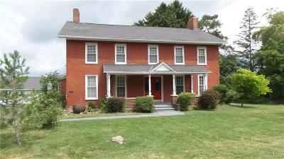 Cambria Single Family Home For Sale: 3191 Lower Mountain Road
