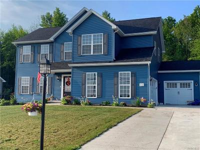 Grand Island Single Family Home For Sale: 836 Whitehaven Road