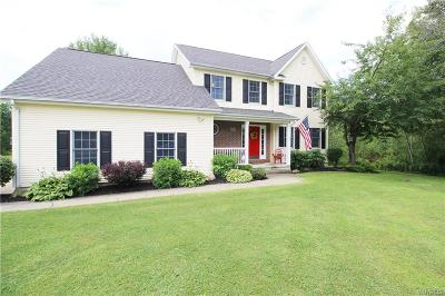 Single Family Home Active Under Contract: 10 Rosalind Drive