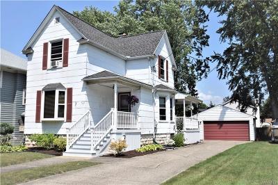 North Tonawanda Single Family Home For Sale: 721 Payne Avenue