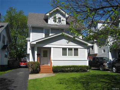 North Buffalo Single Family Home For Sale: 196 Wallace Avenue
