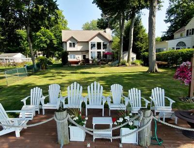 Erie County Single Family Home For Sale: 316 Lakeside Road