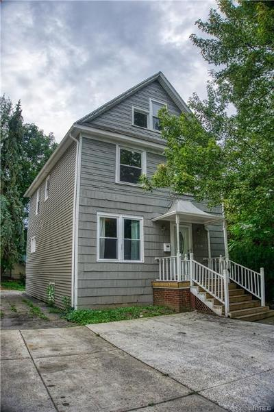 North Buffalo Single Family Home For Sale: 2009 Hertel Avenue
