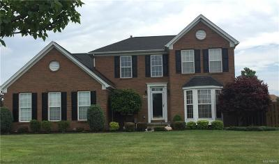 Clarence Single Family Home Active Under Contract: 5775 Field Brook Drive