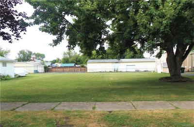 North Tonawanda Residential Lots & Land For Sale: 506 & 510 Tremont