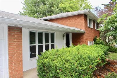 Single Family Home For Sale: 6210 Grauer Road