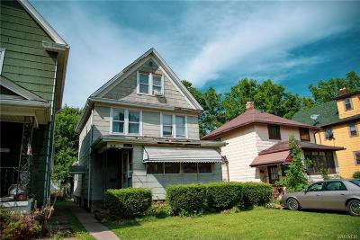 Niagara Falls Single Family Home For Sale: 1836 Michigan Avenue