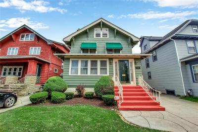 North Buffalo Single Family Home For Sale: 669 Parkside Avenue
