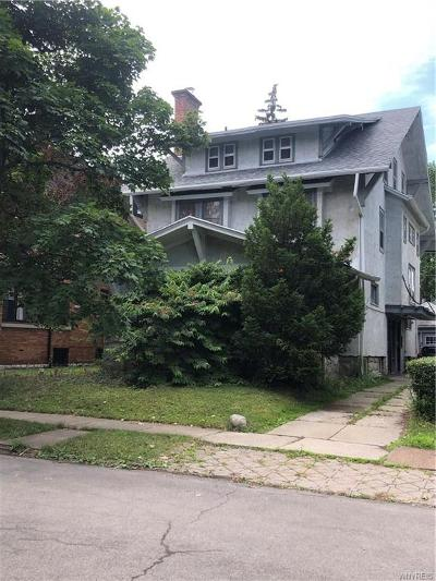 Buffalo Single Family Home Pending: 40 Berkley Place
