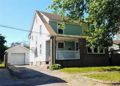 Orleans County Single Family Home Active Under Contract: 109 Eagle Street