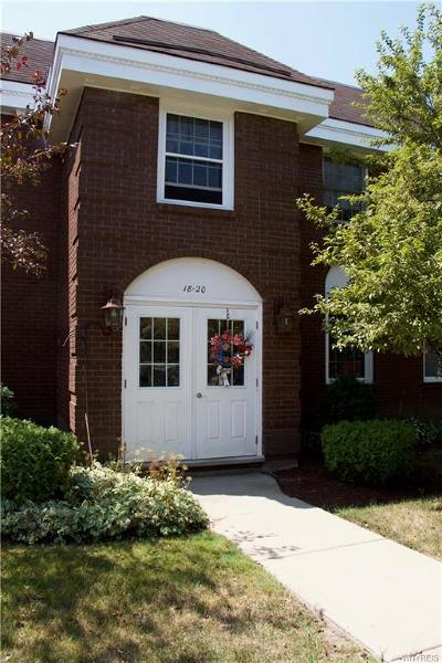 Amherst Condo/Townhouse For Sale: 18 Bristol Drive #B