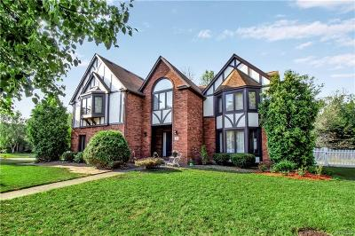 Amherst Single Family Home For Sale: 9 Mount Holyoke Court